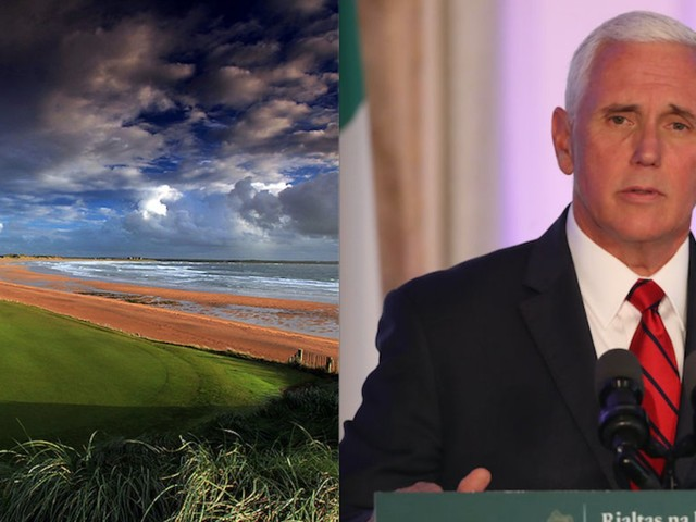 Inside Trump's controversial luxury golf resort in Ireland, where Pence spent US tax dollars and sparked outrage