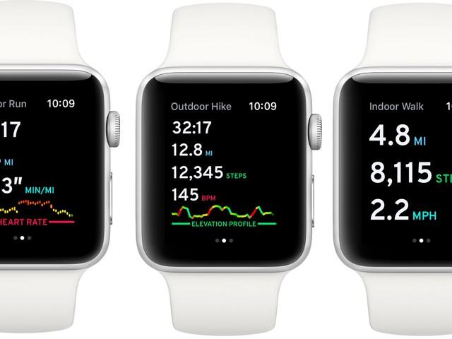 Pedometer++ Features Revamped Apple Watch App