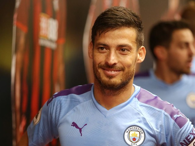 David Silva closes in on record shared by Manchester United and Arsenal FC greats