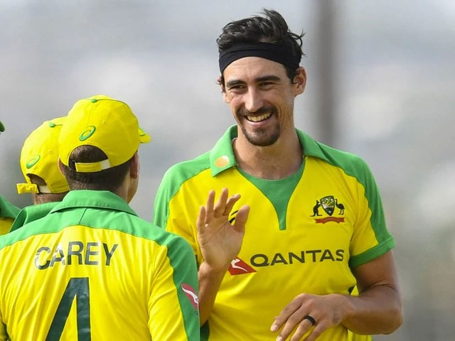Have Played Consistently In White-Ball Format As Compared To Tests: Starc