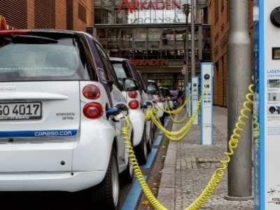 The Single Biggest Player In The Electric Car Market