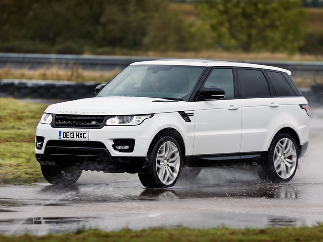 Nearly new buying guide: Range Rover Sport
