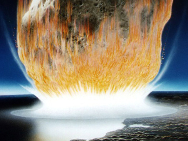 'It was a worst-case scenario': Massive asteroid that wiped out dinosaurs hit Earth at 'DEADLIEST possible angle' new study finds