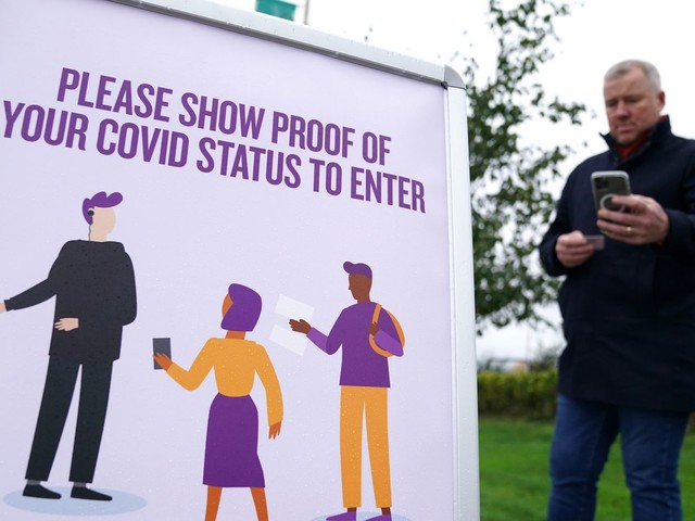 Vaccine Passports Could Actually Help Spread Covid. Here's Why