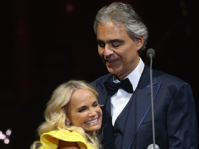 Kristin Chenoweth Joins Andrea Bocelli for Special Concerts at Madison Square Garden!