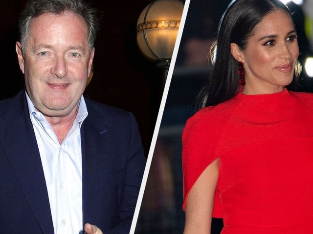 A Brief Rundown Of Piers Morgan's Complicated History With Meghan Markle