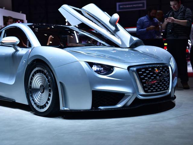 1005bhp Carmen concept revives Hispano Suiza name