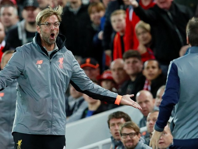 Revealed: What Liverpool boss Jurgen Klopp shouted at the Sevilla coaches as the two dugouts clashed after the game