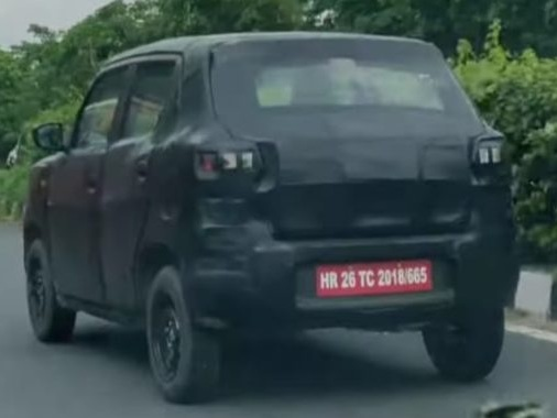 Maruti Suzuki S-Presso Micro SUV Spied Ahead Of Festive Season Launch