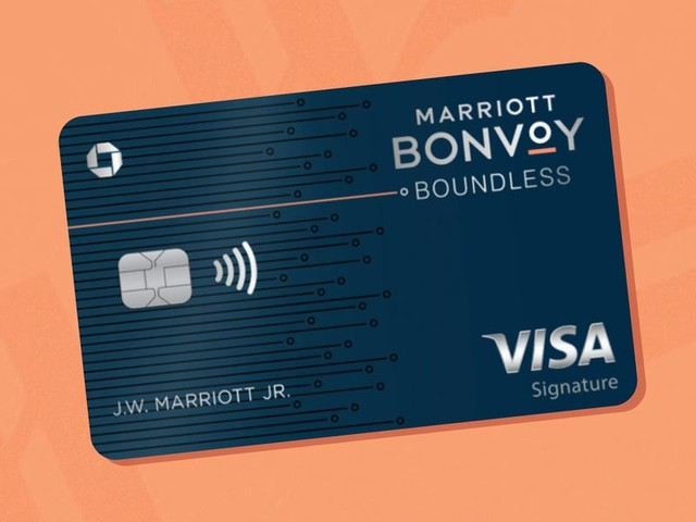Why the Bonvoy Boundless hotel credit card is worth considering if you stay at Marriott hotels a few times a year