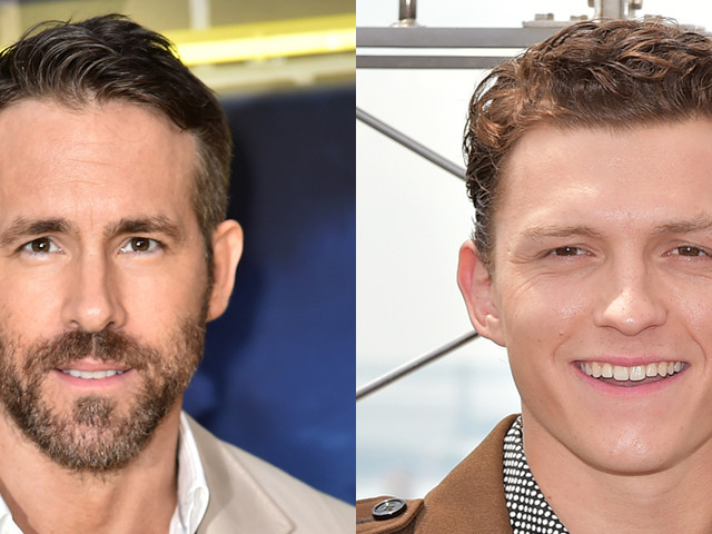 Ryan Reynolds Reacts to Fan's Request for Spider-Man & Deadpool Movie