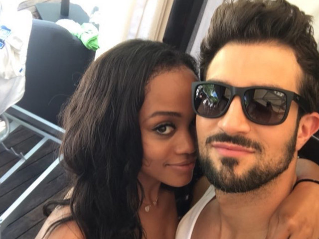 Rachel Lindsay & Bryan Abasolo Flaunt Their Love (and Bods) Amid Skepticism
