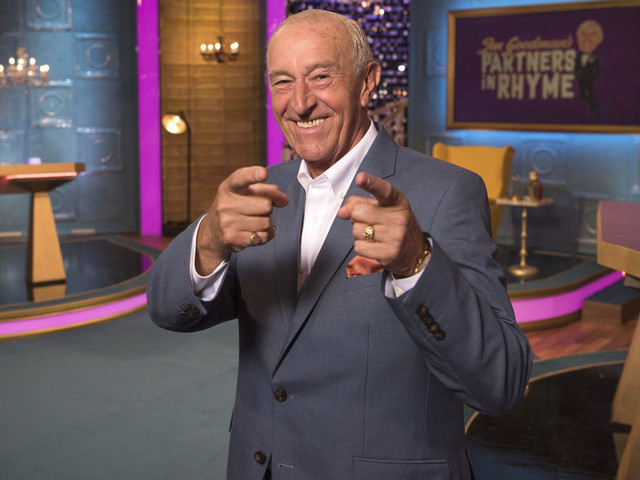 'Strictly Come Dancing' Bumps Former Judge Len Goodman's New Show 'Partners In Rhyme' From The BBC Schedule