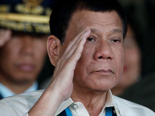 Trump to meet Duterte on Asia trip dominated by N. Korea