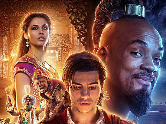 Will 'Aladdin' Dodge the 'Blue Will Smith' Jokes and Find Box Office Riches?