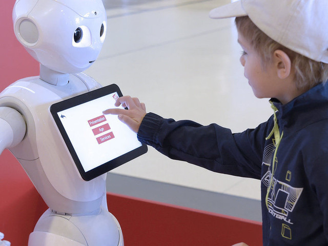 Should Robots Look After Your Children?