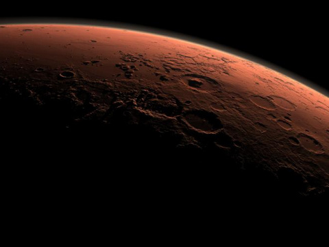European space probe prepares to sniff Martian atmosphere