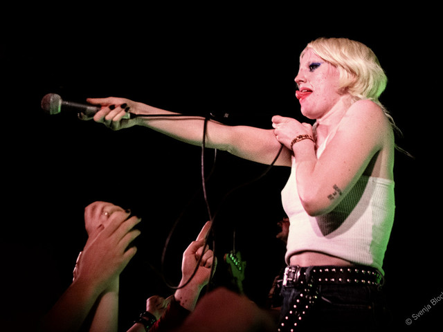 Amyl and the Sniffers: The Underworld, London – live review