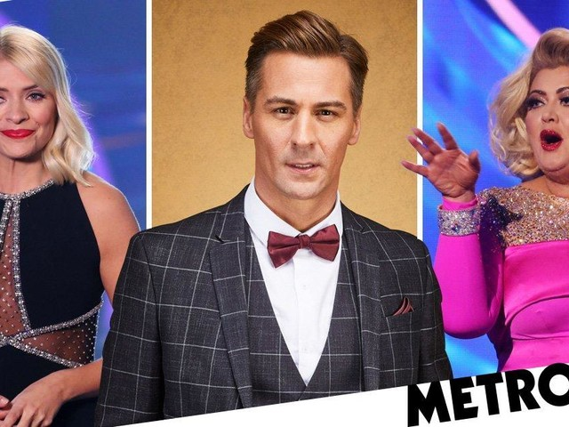 Dancing On Ice's Matt Evers is loving the drama as he hears Holly Willoughby's shady Gemma Collins comment for the first time