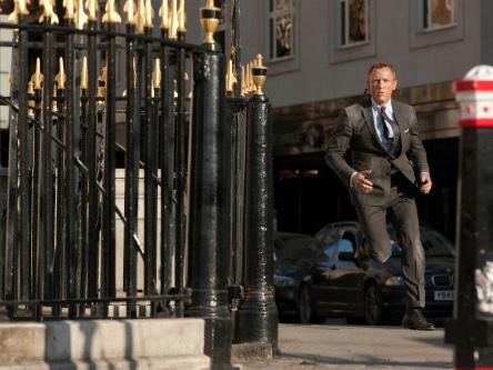 Daniel Craig named honorary Commander by Royal Navy