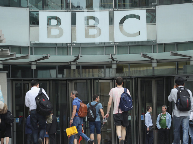 BBC Salaries Revealed: How Today's Revelation Was 'Very Long Campaign' By Papers Such As The Daily Mail