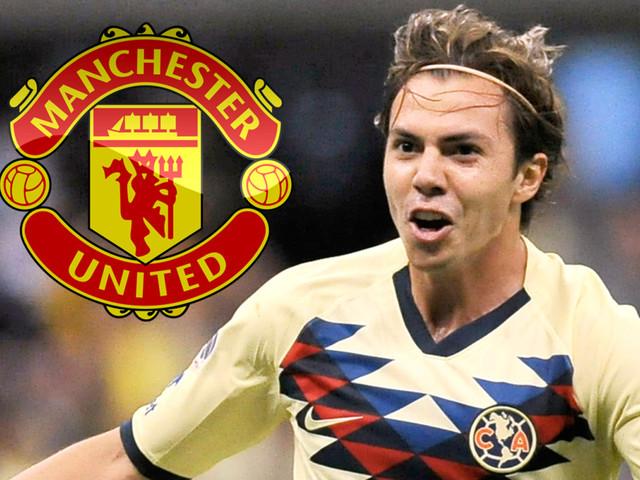 Man Utd considering shock transfer move for Mexican rising star Sebastian Cordova, 22, from Club America