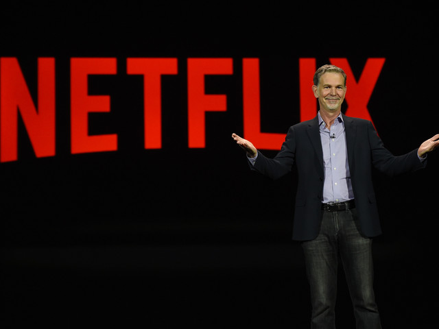 Netflix will look for a repeat play in 2018 after a strong year