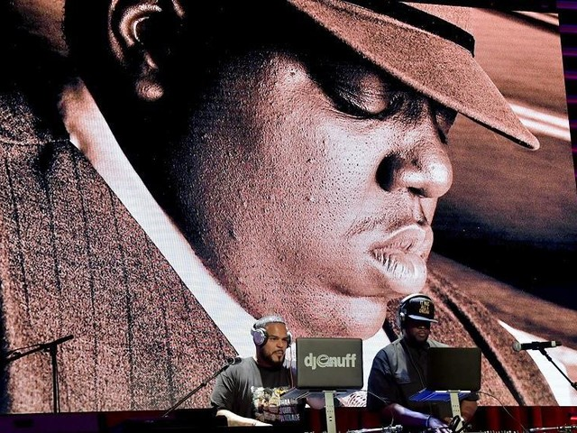 Notorious B.I.G. Honored by ASCAP on 20th Anniversary Year of His Death