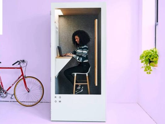 To fight the scourge of open offices, ROOM sells rooms