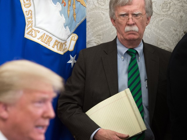 The White House burns the intelligence community again with a threatening message to Iran