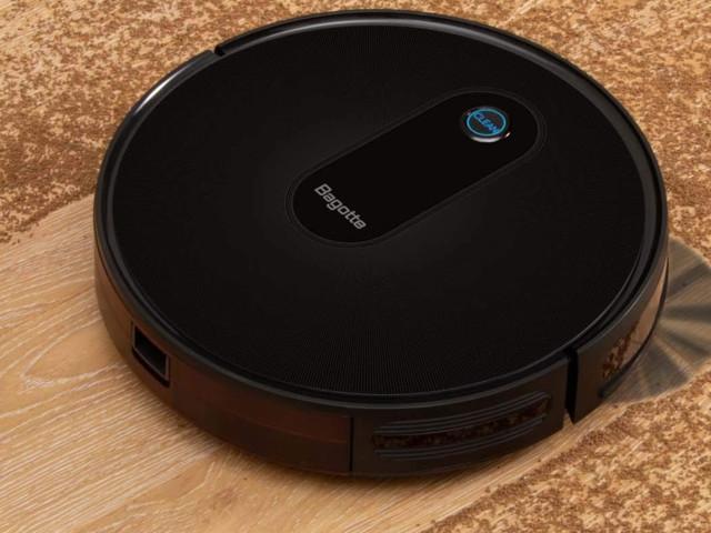 Bagotte BG600 robot vacuum cleaner on sale for under £200 on Amazon