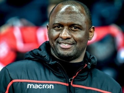 Vieira admits Arsenal interest: In any job you want to reach the highest level
