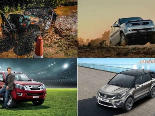 Best Off-Road Vehicles In India Under INR 20 Lakh