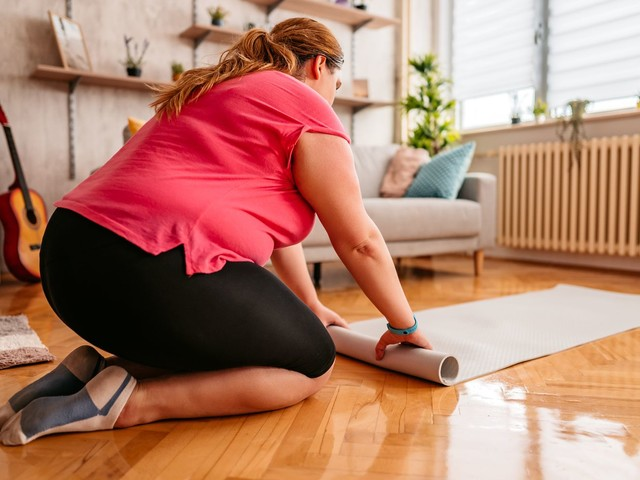 Fat And Fit: Why Exercise, Not Dieting, Is The Key To A Longer Life