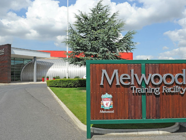 Liverpool FC bids farewell to its famous Melwood training centre