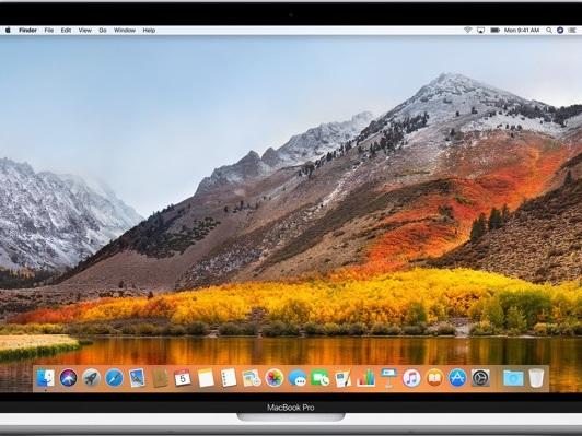 Apple Releases macOS High Sierra 10.13.2 Beta 2