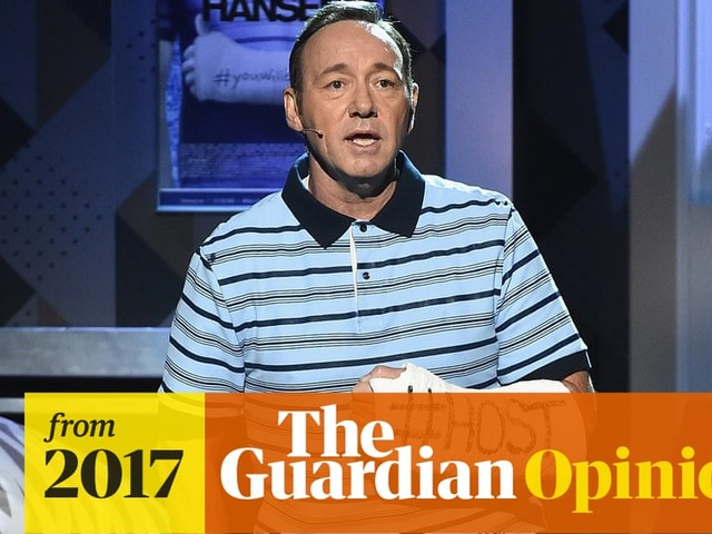 House of bad jokes: Kevin Spacey wins the Tony award for worst host