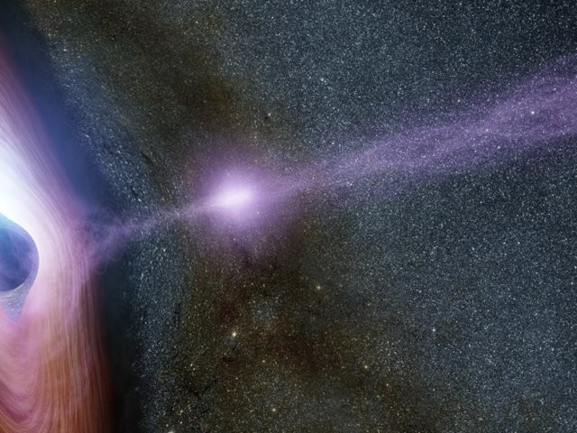 The supermassive black hole at the center of our galaxy suddenly lit up brighter than scientists had ever seen, and nobody knows why