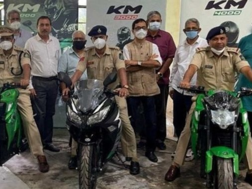 Goa Police Goes Electric With Kabira Mobility!