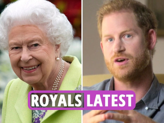 Royal Family news – Selfish Prince Harry 'doesn't give a DAMN about Queen, Charles or William & could destroy them all'