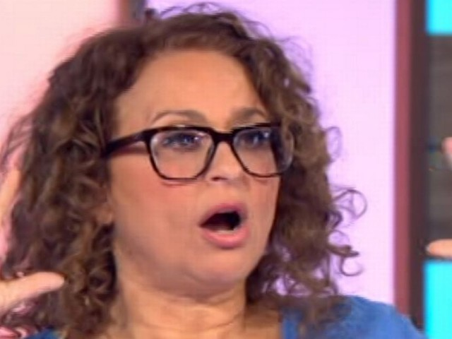 Loose Women's Nadia Sawalha says she thinks of every man as a potential predator