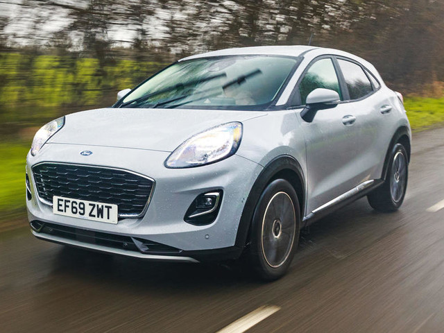 Nearly new buying guide: Ford Puma