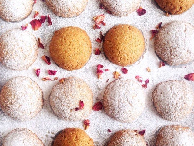 Christmas baking recipe: Bangladesh-inspired almond and cardamom biscuits