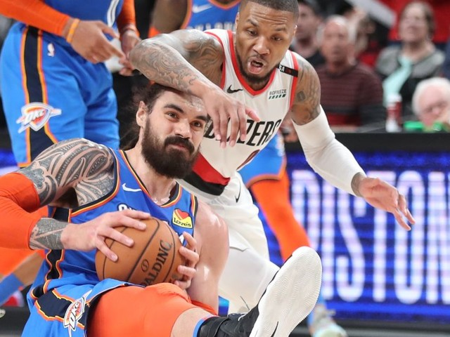 Blazers-Thunder is the NBA Playoff series with the highest stakes