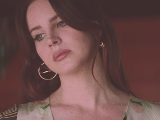"Love In The (New) Nuclear Age In Lana Del Rey's ""White Mustang"" Video"