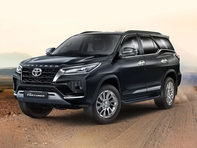 Toyota Hikes Price Up To Rs. 1.18 Lakh – Fortuner, Camry, Innova Crysta