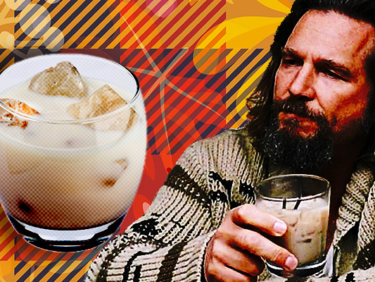 The White Russian Is Our Official Cocktail Of Fall — Here's Our Recipe