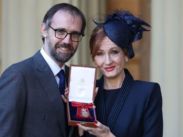 JK Rowling made Companion of Honour