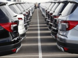 October Sees Fall In New Car Sales
