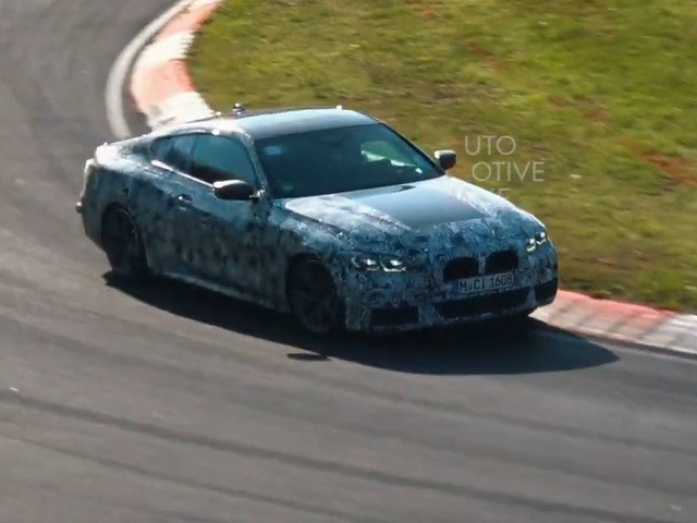 Video: Listen to the BMW M440i xDrive On the Nurburgring